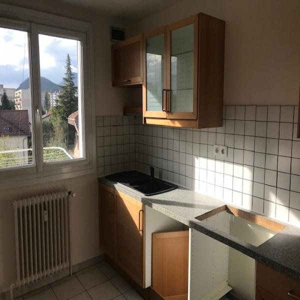 Offres de location Appartement Seyssinet-Pariset 38170